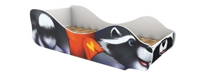 Подростковая кровать Бельмарко Енот-Кусака