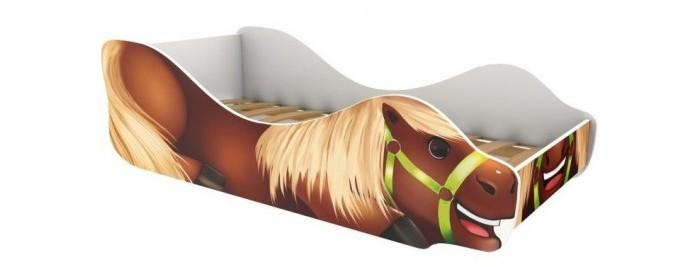 Подростковая кровать Бельмарко Лошадка-Талисман