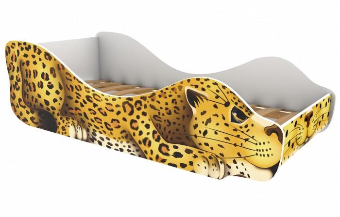 Купить Кровати для подростков, Подростковая кровать Бельмарко Леопард-Пятныш