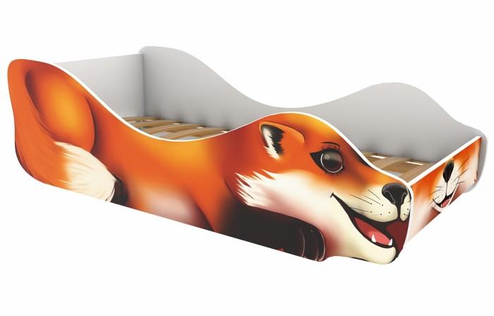 Подростковая кровать Бельмарко Лиса-Фокси
