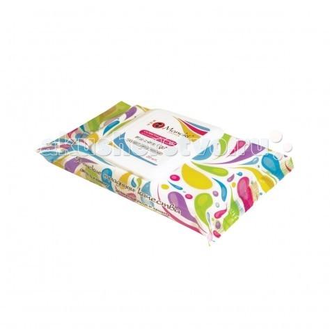 купить Гигиена для мамы Maneki Kaiteki Салфетки влажные для интимной гигиены 20 шт. дешево
