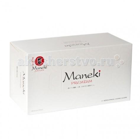 Фото - Салфетки Maneki Black&White Салфетки бумажные иланг-иланг 224 шт. maneki салфетки бумажные dream двухслойные цвет голубой 200 шт