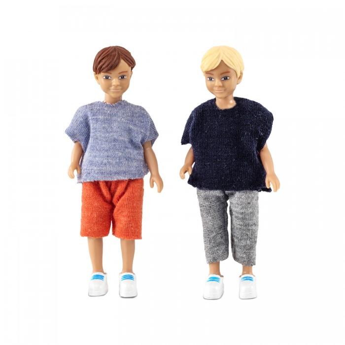 Lundby Куклы для домика два мальчика