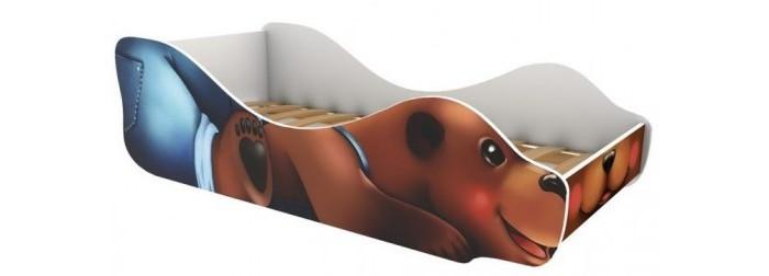 Купить Кровати для подростков, Подростковая кровать Бельмарко Мишка-Топтыгин