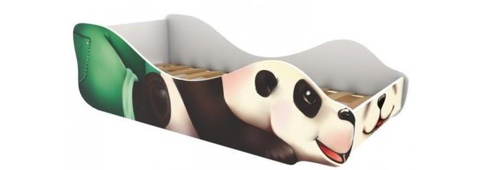 Картинка для Подростковая кровать Бельмарко Панда-Добряк