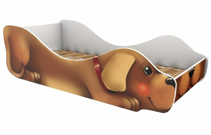 Купить Кровати для подростков, Подростковая кровать Бельмарко Собачка-Жучка