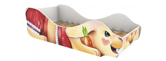 Подростковая кровать Бельмарко Зайка-Поли