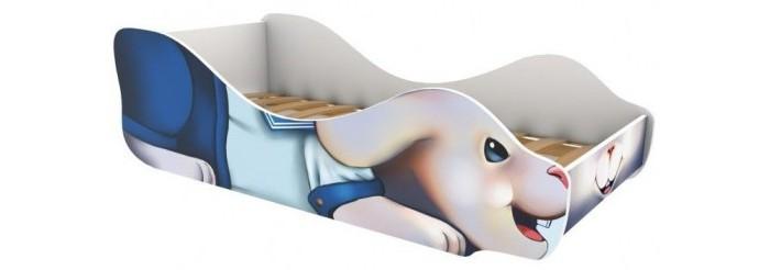 Подростковая кровать Бельмарко Заяц-Морячок