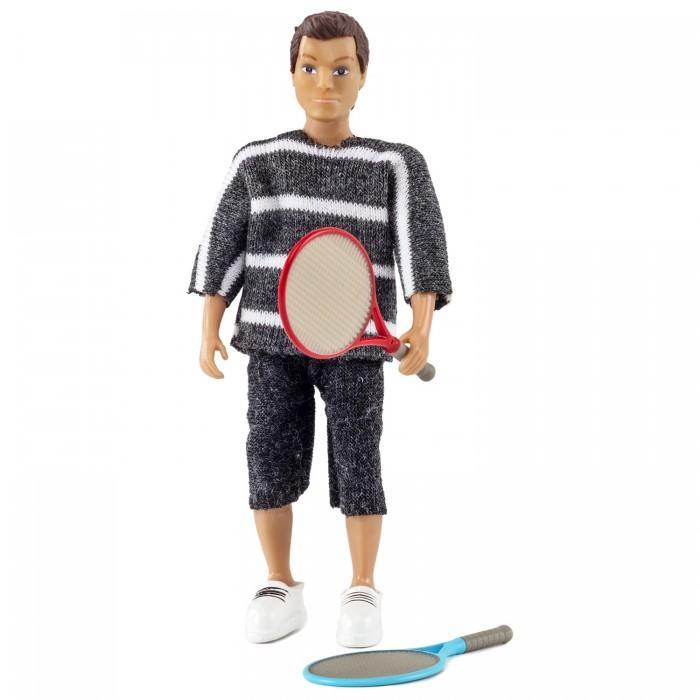 Куклы и одежда для кукол Lundby Кукла для домика папа с аксессуарами
