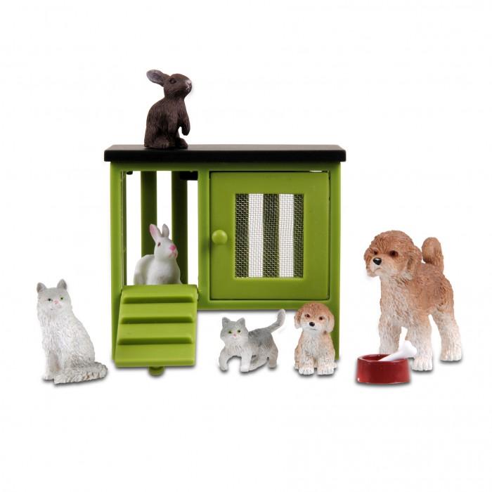 Картинка для Lundby Куклы для домика Стокгольм Домашние животные