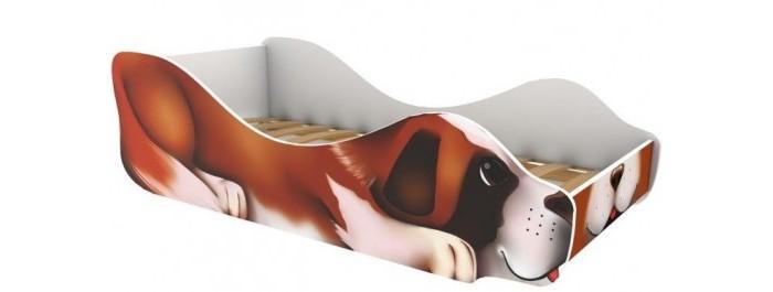 Подростковая кровать Бельмарко Сенбернар-Бетховен фото