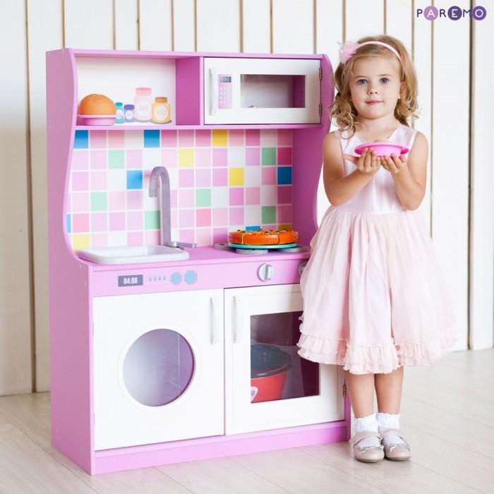 Paremo Игрушечная кухня Алвеоло Лилла Мини фото
