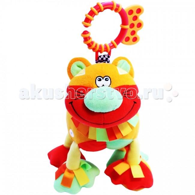 Подвесные игрушки ROXY-KIDS Тигренок Бонс со звуком