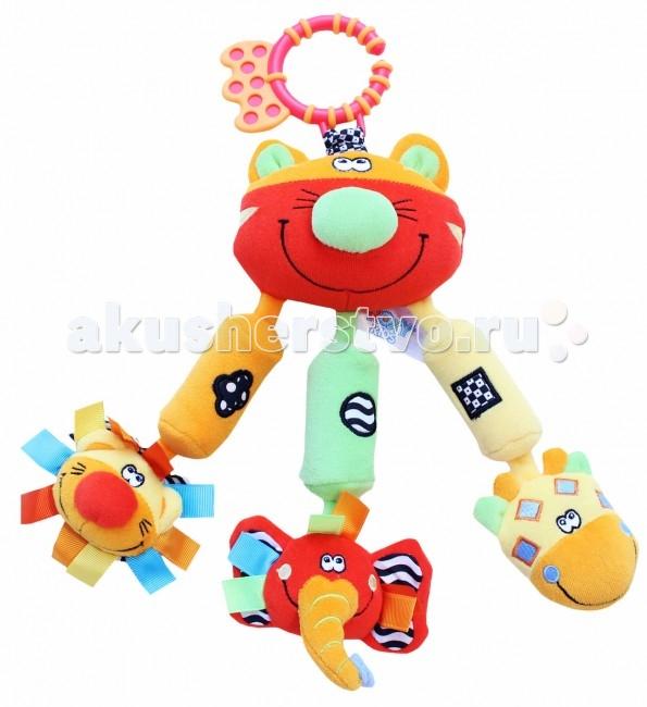 Подвесные игрушки ROXY Кот Шими и его друзья фигурки игрушки prostotoys пупсень серия лунтик и его друзья