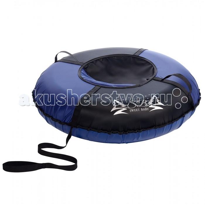 Купить Тюбинг Sweet Baby Glider Blue/Black в интернет магазине. Цены, фото, описания, характеристики, отзывы, обзоры