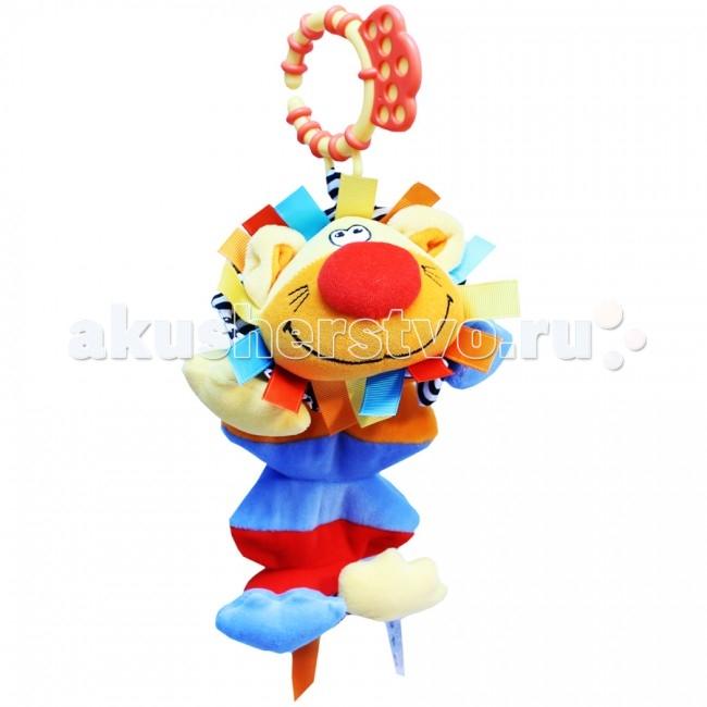 Подвесные игрушки ROXY Лев Ру-ру со звуком