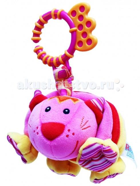 Подвесные игрушки ROXY Кот Ру-ру со звуком л г матвеева точка ру и 6 б