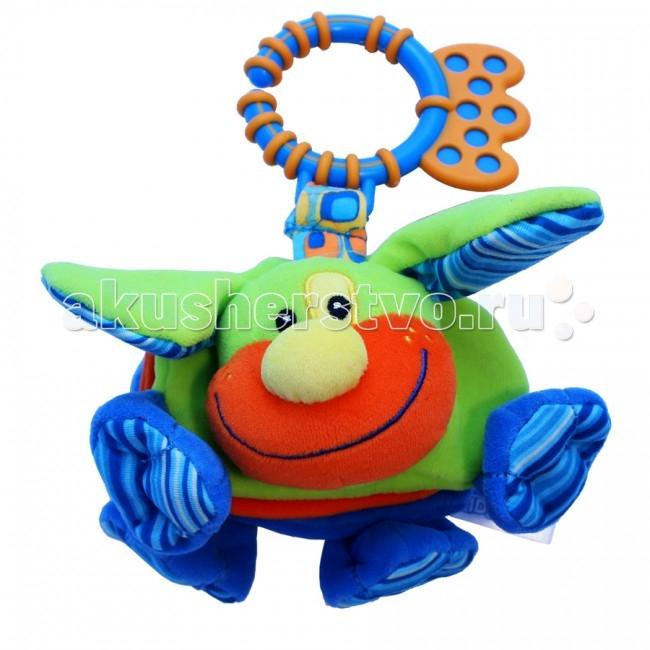 Картинка для Подвесная игрушка ROXY-KIDS Щенок Гигл со звуком
