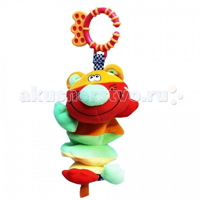 Подвесные игрушки ROXY-KIDS Тигренок Гигл со звуком плита klein со звуком и подсветкой 9490