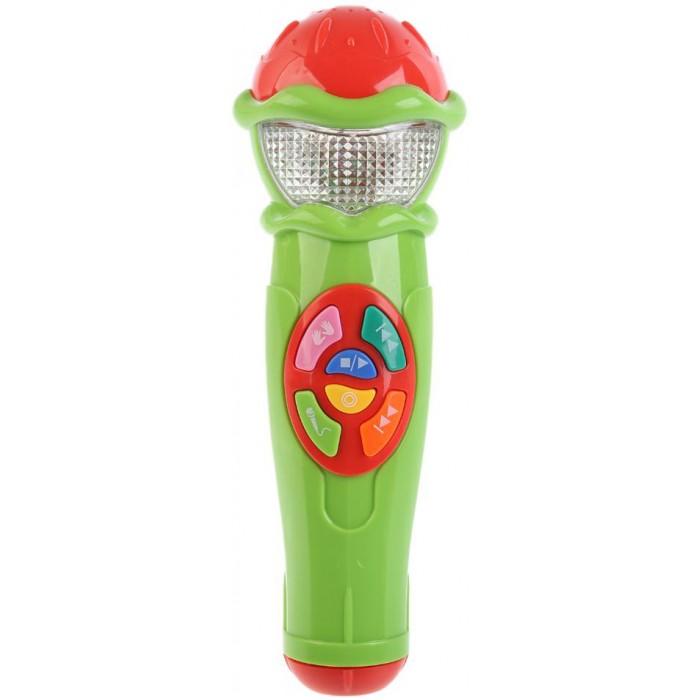 Музыкальный инструмент Умка Микрофон 14 песен и караоке фото