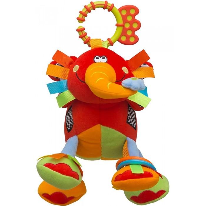 Подвесные игрушки ROXY Слоненок Элли подвесные игрушки мир детства мини подвеска слоненок