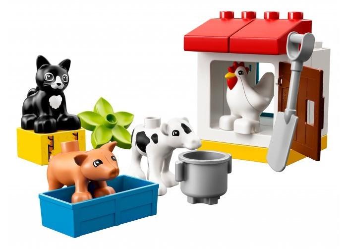 Lego Lego Ферма: домашние животные
