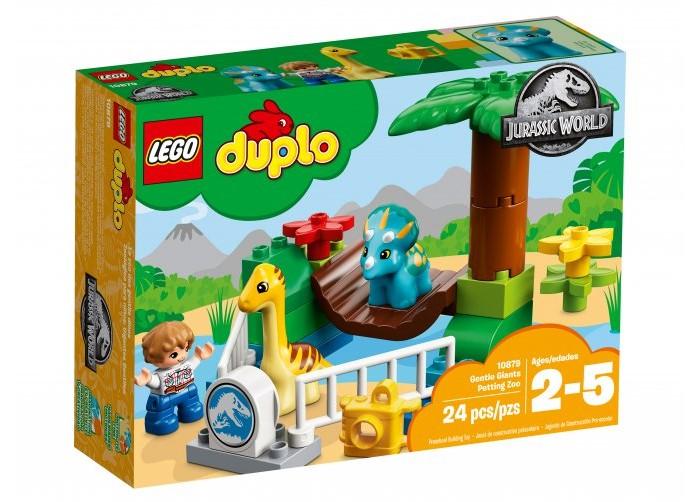 Конструктор Lego Jurassic World Парк динозавров