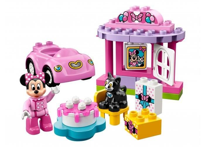 Конструктор Lego День рождения Минни
