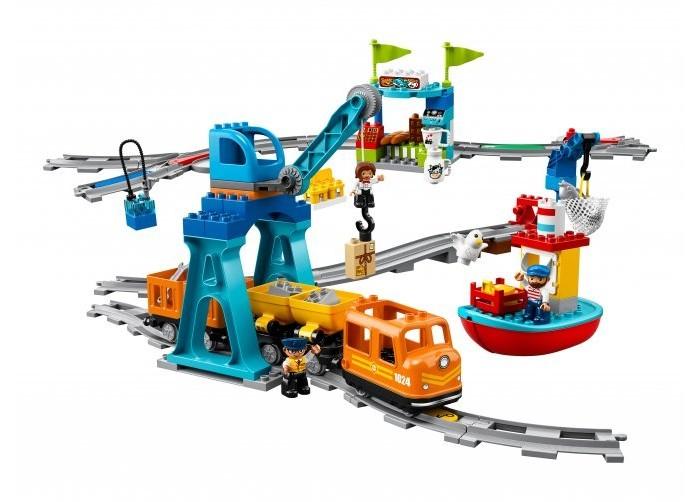 Конструктор Lego Грузовой поезд