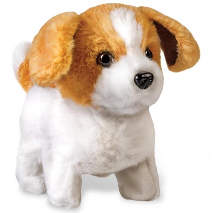 Интерактивная игрушка My Friends щенок Мартин с косточкой