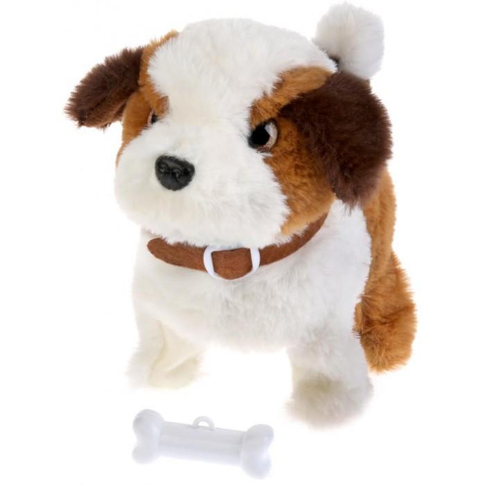 Интерактивная игрушка My Friends щенок Дружок с косточкой