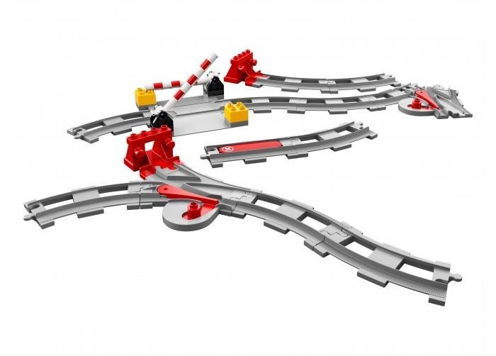 Конструктор Lego Рельсы