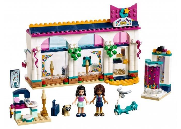 Конструктор Lego Магазин аксессуаров Андреа