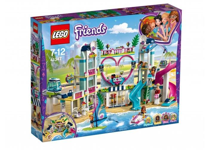 Купить Конструктор Lego Курорт Хартлейк-Сити