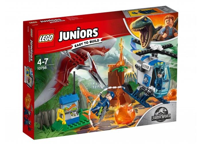 Конструктор Lego Побег птеранодона