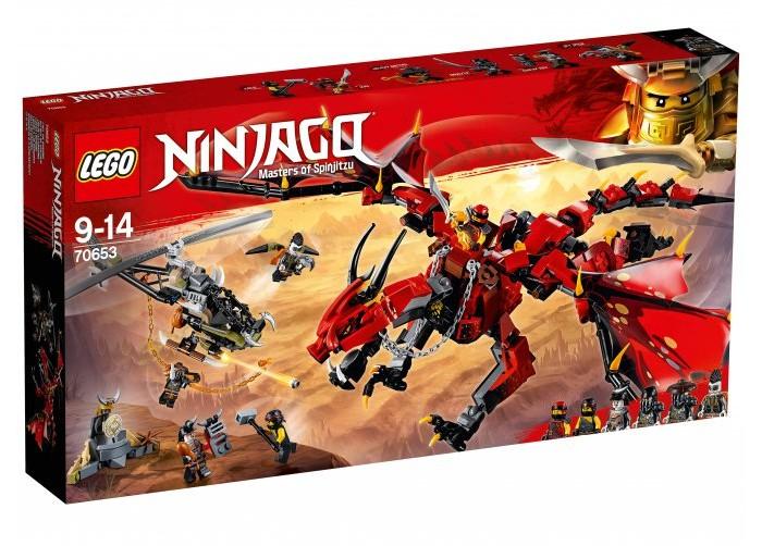 Конструктор Lego Ninjago Первый страж