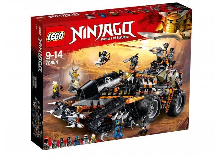 Конструктор Lego Ninjago Стремительный странник
