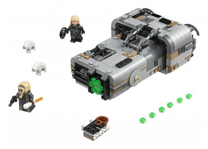 Конструктор Lego Lego Star Wars Спидер Молоха