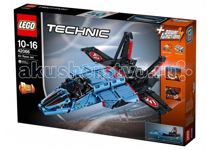 Конструктор Lego Technic Сверхзвуковой истребитель