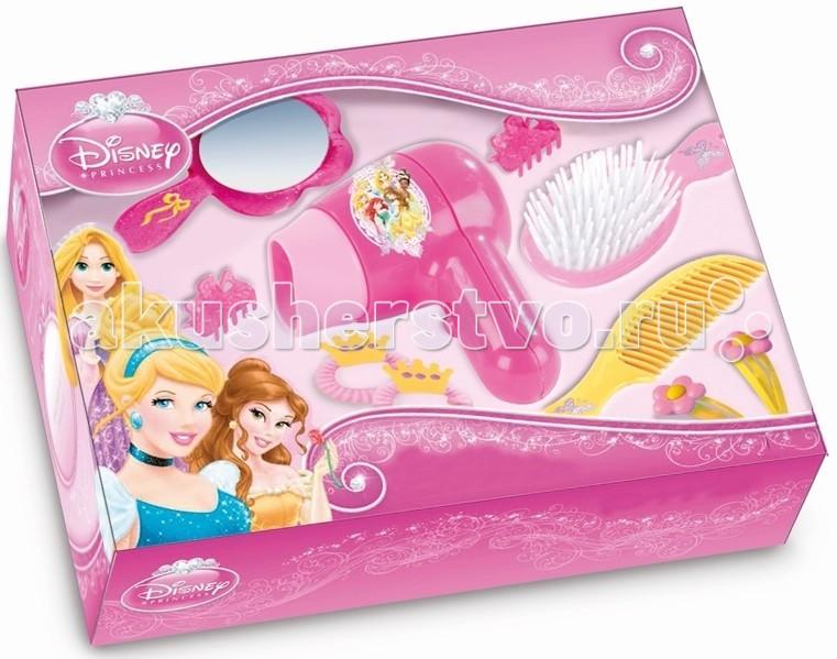 Ролевые игры Smoby Набор парикмахера Принцессы Диснея игрушка smoby набор парикмахера принцессы диснея