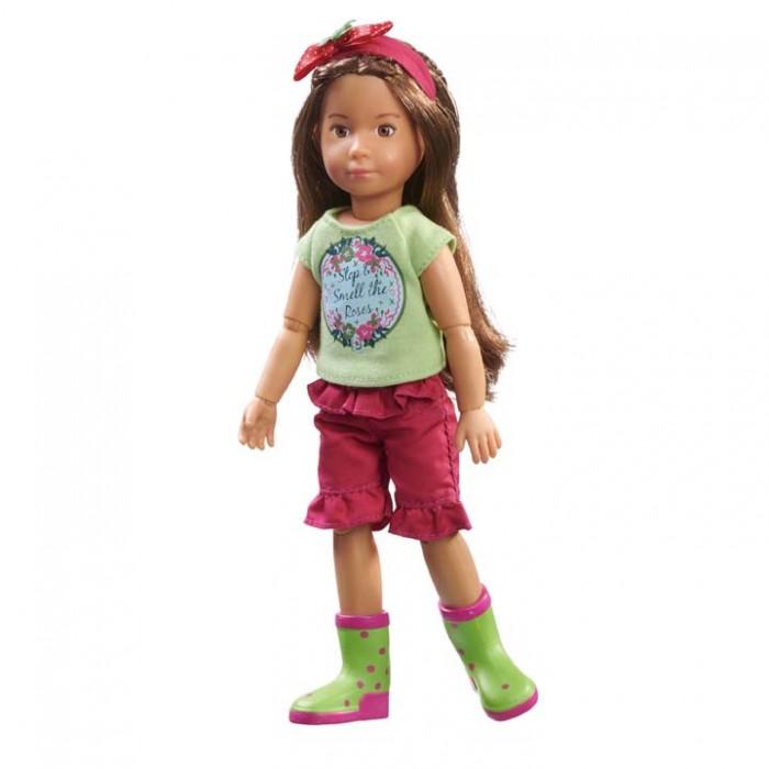 Куклы и одежда для кукол Kruselings Кукла София садовница 23 см