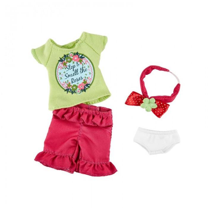 Куклы и одежда для кукол Kruselings Одежда садовницы для куклы София 23 см