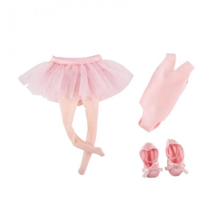 Куклы и одежда для кукол Kruselings Одежда балерины для куклы Вера 23 см