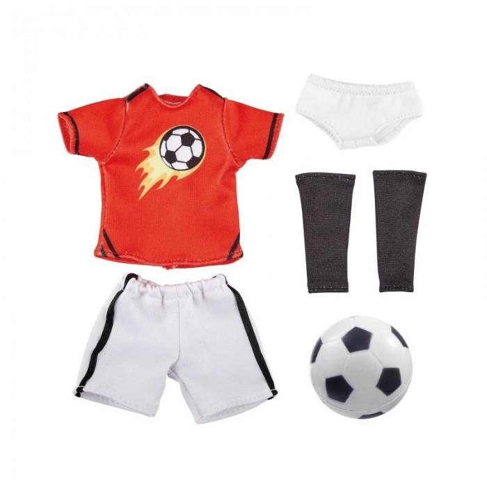 Куклы и одежда для кукол Kruselings Одежда футболиста для куклы Михаэль 23 см