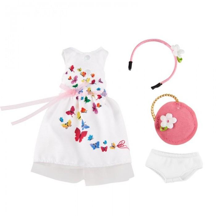 Куклы и одежда для кукол Kruselings Одежда для праздника Кукла София куклы и одежда для кукол bertoni lorelli кукла isabella
