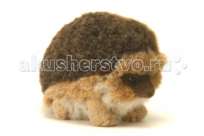 Купить Мягкие игрушки, Мягкая игрушка Hansa Ежик 3101 20 см