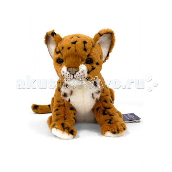 Картинка для Мягкая игрушка Hansa Детеныш леопарда 17 см