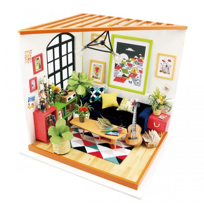 Конструктор Diy House Интерьерный для творчества Locuss Sitting room (Гостинная)