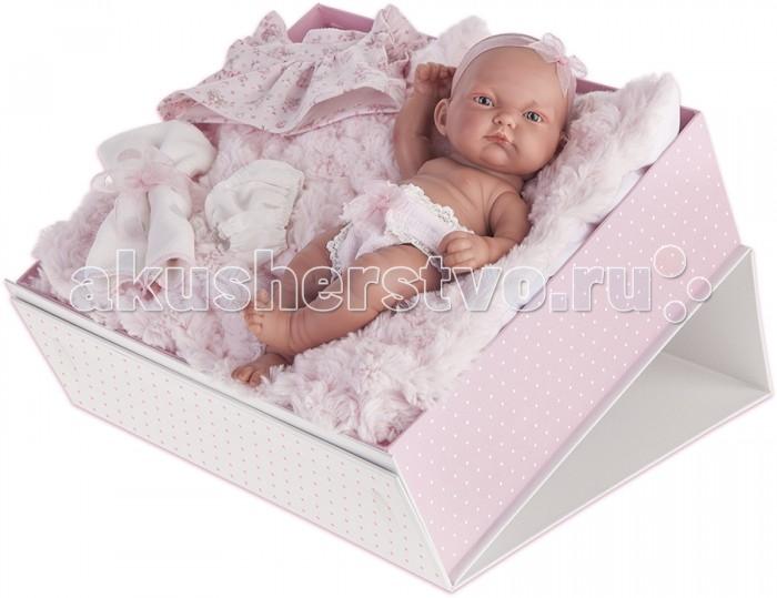 Купить Куклы и одежда для кукол, Munecas Antonio Juan Кукла-младенец Карла в чемодане 26 см