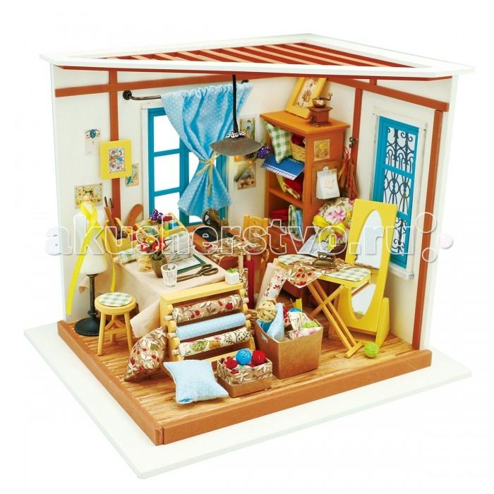 Сборные модели Diy House Интерьерный для творчества Tailor's shop (Магазинчик) интерьерный детский конструктор кондитерская